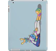 Conyja Lapizeno - A Pinup Alien Chick iPad Case/Skin