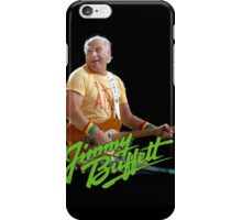 SAN02 Jimmy Buffett and the Coral Reefer Band TOUR 2016 iPhone Case/Skin