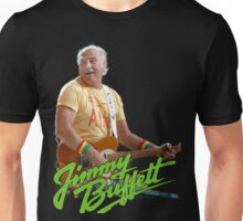 SAN02 Jimmy Buffett and the Coral Reefer Band TOUR 2016 Unisex T-Shirt