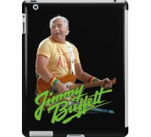 SAN02 Jimmy Buffett and the Coral Reefer Band TOUR 2016 iPad Case/Skin