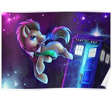 All of Pony Time and Space Poster