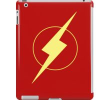 Simplistic Flash iPad Case/Skin