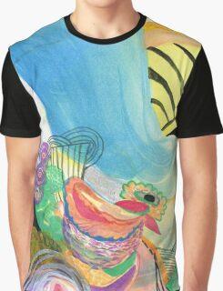 Dream Day Landscape Graphic T-Shirt
