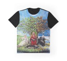 The Maiden, The Mother, and The Crone Graphic T-Shirt