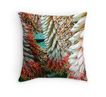 Agave Skirts Throw Pillow