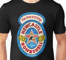 Bombshell Newcastle  Unisex T-Shirt
