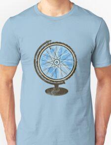 Global Cyclist (blue) T-Shirt