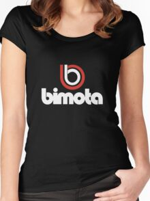 bimota tesi Women's Fitted Scoop T-Shirt