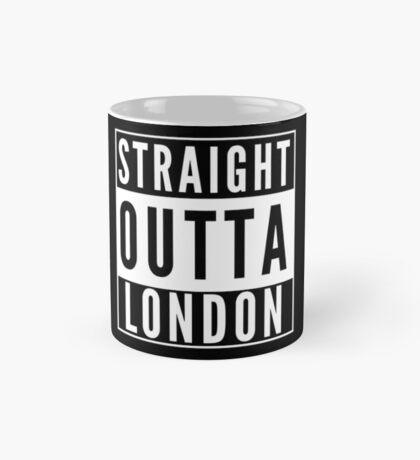 Straight Outta London Mug