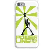 powerline iPhone Case/Skin