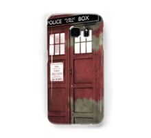 UK Doctor Who Samsung Galaxy Case/Skin