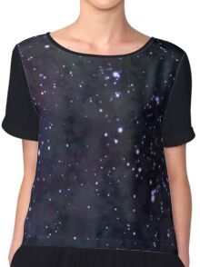 Splash (Night Sky) Chiffon Top