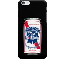 Pugs Blue Ribbon iPhone Case/Skin