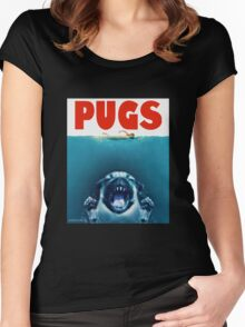 PUGS Women's Fitted Scoop T-Shirt