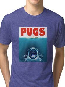 PUGS Tri-blend T-Shirt