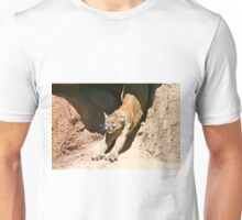 Cougar Stretch... Unisex T-Shirt