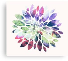 Flower Painting 2 Canvas Print