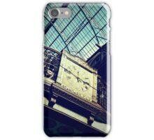 Cleveland Arcade Clock iPhone Case/Skin