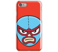 Luchador Mask 1 iPhone Case/Skin