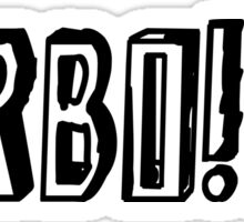 JDM TURBO!!!!! Sticker