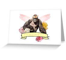 Remember Harambe Greeting Card