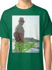 SAN04 Jimmy Buffett and the Coral Reefer Band TOUR 2016 Classic T-Shirt