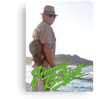SAN04 Jimmy Buffett and the Coral Reefer Band TOUR 2016 Canvas Print