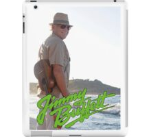 SAN04 Jimmy Buffett and the Coral Reefer Band TOUR 2016 iPad Case/Skin