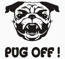 Pug Off! Kids Tee