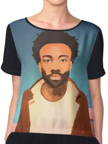 childish gambino - the rappers Chiffon Top