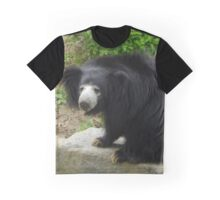 Sloth Bear Graphic T-Shirt