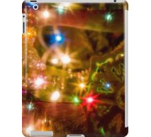 Sparkle and Shine for Christmas iPad Case/Skin