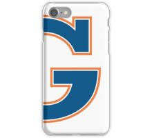 Let's Go Mets  iPhone Case/Skin