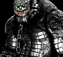 Killer Croc by FloppyNovice