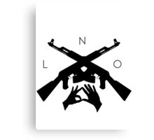 LNO- Like No other  Canvas Print