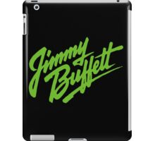 SAN05 Jimmy Buffett and the Coral Reefer Band TOUR 2016 iPad Case/Skin