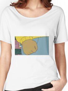 Arthur the Aardvark  Women's Relaxed Fit T-Shirt