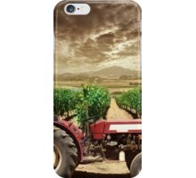 On Farm  iPhone Case/Skin