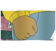 Arthur the Aardvark  Poster
