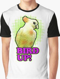 bird up Graphic T-Shirt