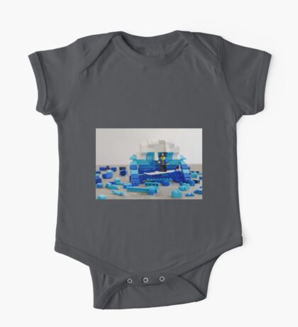 Pirates are Swell One Piece - Short Sleeve
