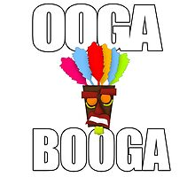 OOGA BOOGA by NerdDesign