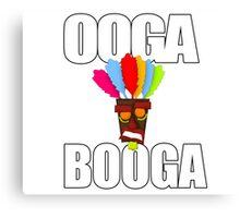 OOGA BOOGA Canvas Print