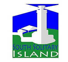 South Solitary Island Photographic Print