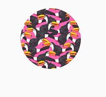 Toucan [pink] Unisex T-Shirt