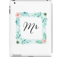 Mr iPad Case/Skin