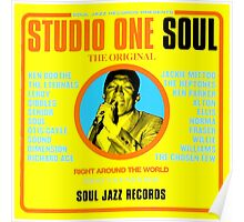 "STUDIO ONE "" SOUL "" Poster"