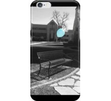 The Blue Balloon iPhone Case/Skin