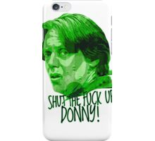 The Big Lebowski DUDE Donny Green iPhone Case/Skin