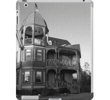 Show Low Arizona Historic House iPad Case/Skin